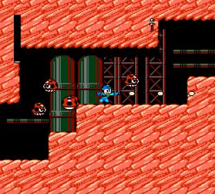Mega Man 4 NES 108