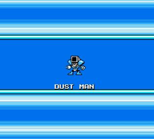 Mega Man 4 NES 109
