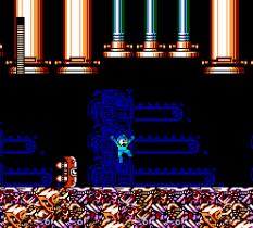 Mega Man 4 NES 110