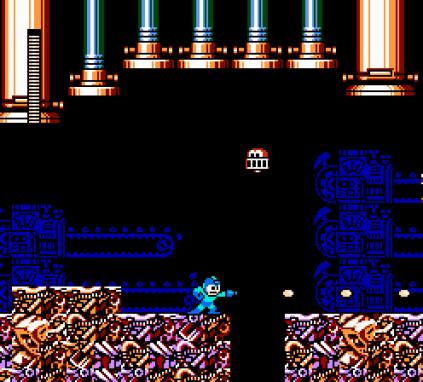 Mega Man 4 NES 111