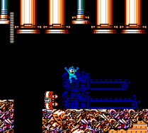 Mega Man 4 NES 112
