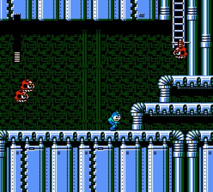 Mega Man 4 NES 119