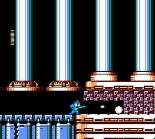 Mega Man 4 NES 121