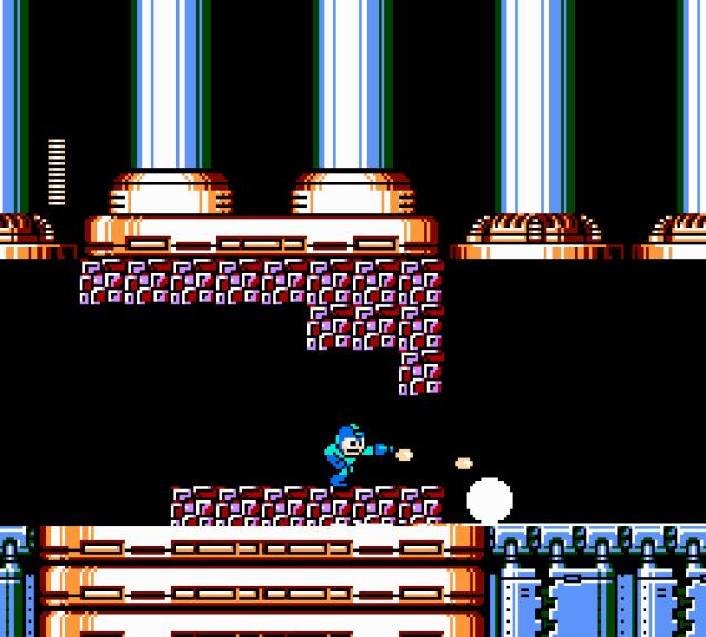 Mega Man 4 NES 122