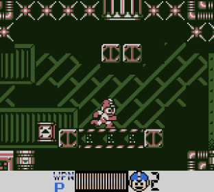 Mega Man 5 Game Boy 12