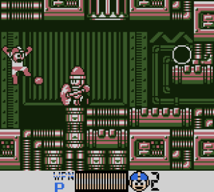 Mega Man 5 Game Boy 20