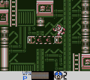 Mega Man 5 Game Boy 23