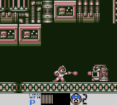 Mega Man 5 Game Boy 32