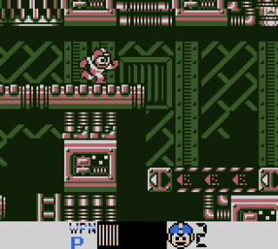 Mega Man 5 Game Boy 34