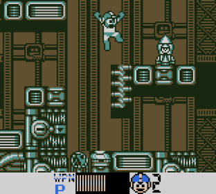 Mega Man 5 Game Boy 45