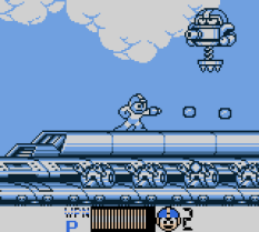 Mega Man 5 Game Boy 55
