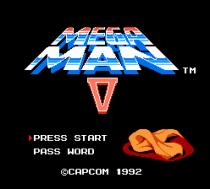 Mega Man 5 NES 004