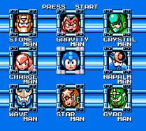 Mega Man 5 NES 005