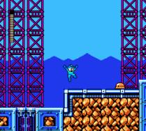 Mega Man 5 NES 008
