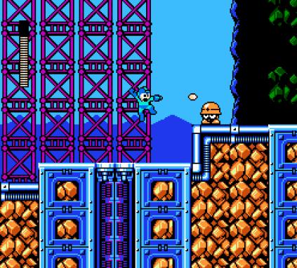 Mega Man 5 NES 009