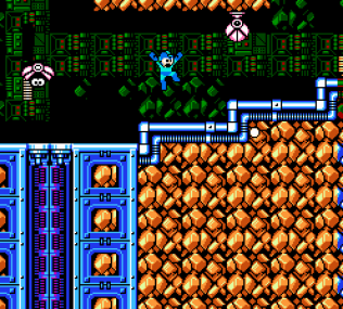 Mega Man 5 NES 010