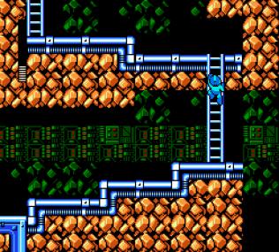 Mega Man 5 NES 011