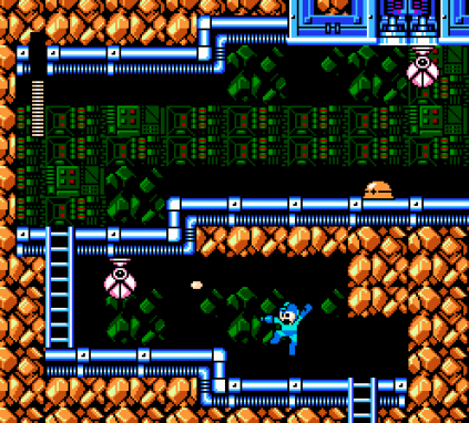 Mega Man 5 NES 012