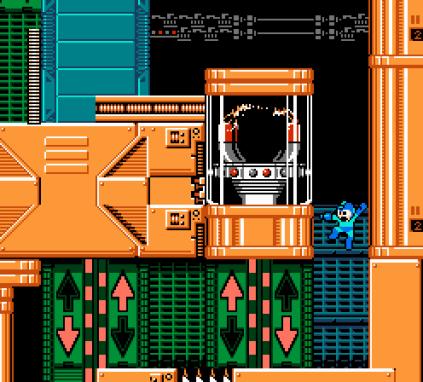 Mega Man 5 NES 020