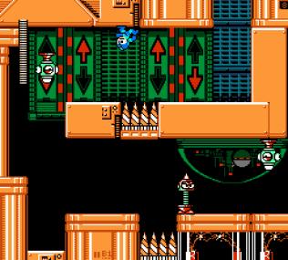 Mega Man 5 NES 021