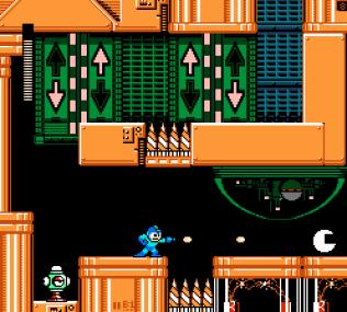 Mega Man 5 NES 022