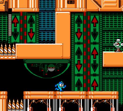 Mega Man 5 NES 023
