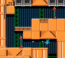 Mega Man 5 NES 028