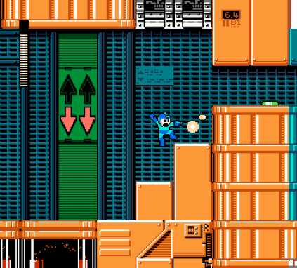 Mega Man 5 NES 034