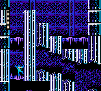 Mega Man 5 NES 042