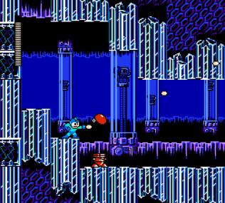 Mega Man 5 NES 043