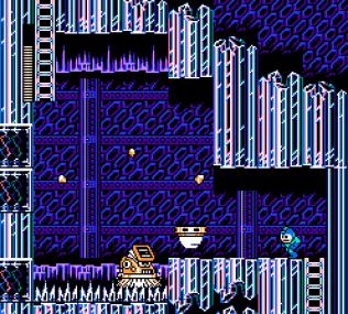 Mega Man 5 NES 054