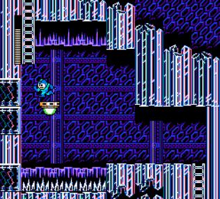 Mega Man 5 NES 055