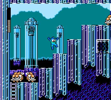 Mega Man 5 NES 056
