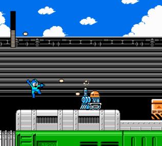 Mega Man 5 NES 065