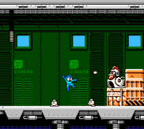 Mega Man 5 NES 070