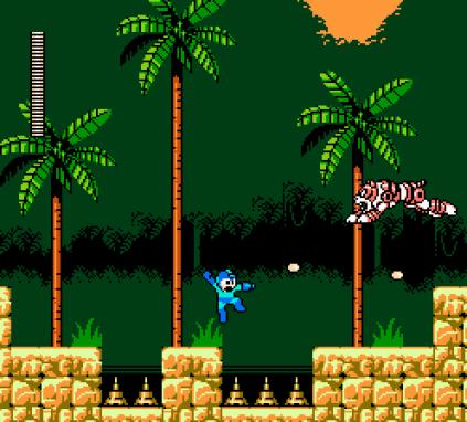 Mega Man 5 NES 075