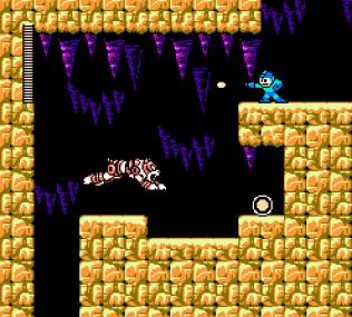 Mega Man 5 NES 076