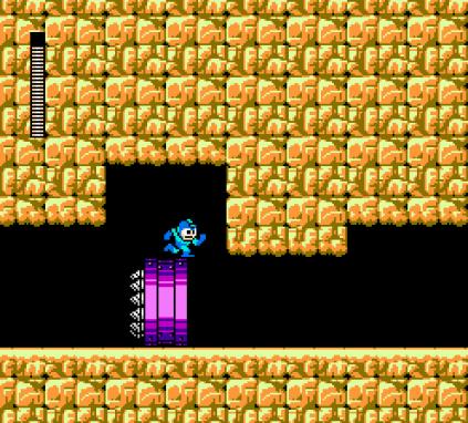 Mega Man 5 NES 078