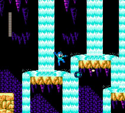 Mega Man 5 NES 086
