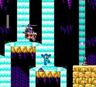 Mega Man 5 NES 088