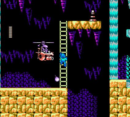 Mega Man 5 NES 089