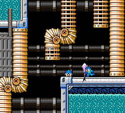 Mega Man 5 NES 097