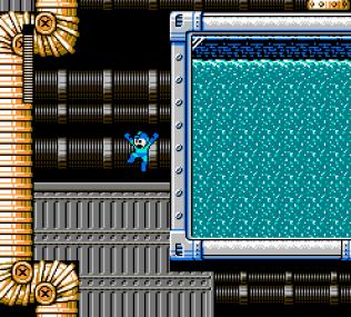 Mega Man 5 NES 098