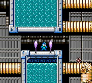Mega Man 5 NES 099