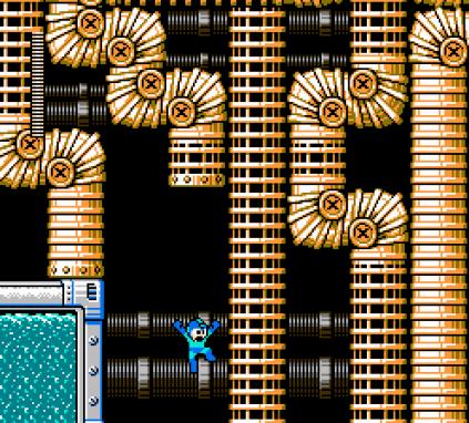 Mega Man 5 NES 100