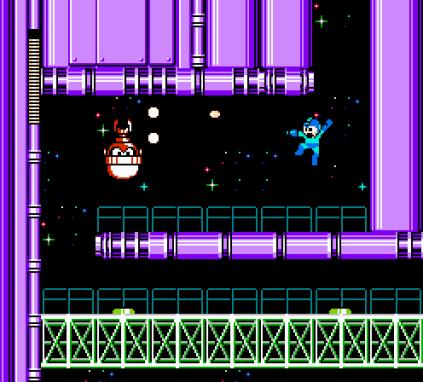 Mega Man 5 NES 108