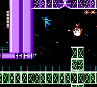Mega Man 5 NES 109