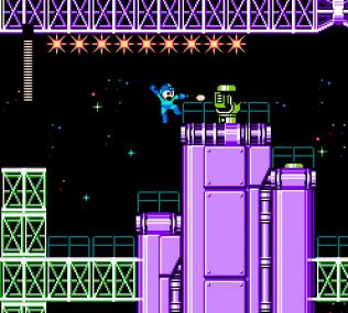 Mega Man 5 NES 110