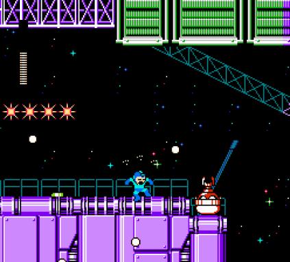 Mega Man 5 NES 111