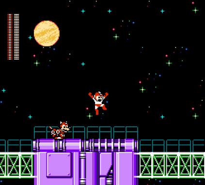 Mega Man 5 NES 119
